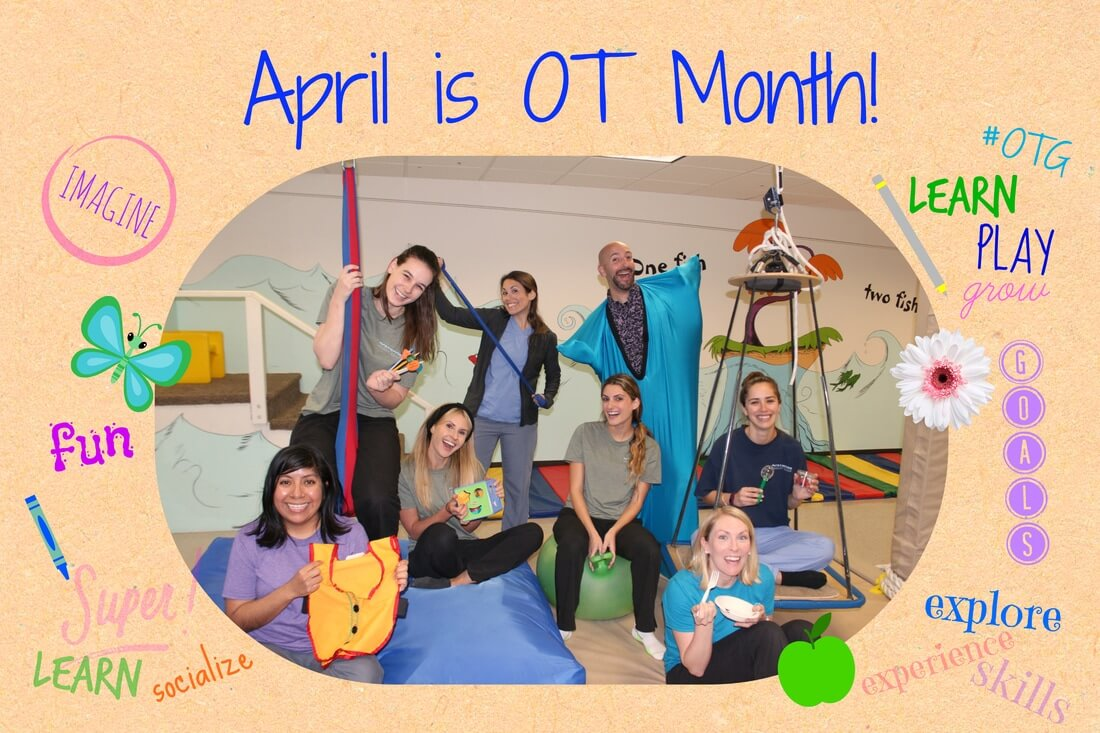 April is OT Month