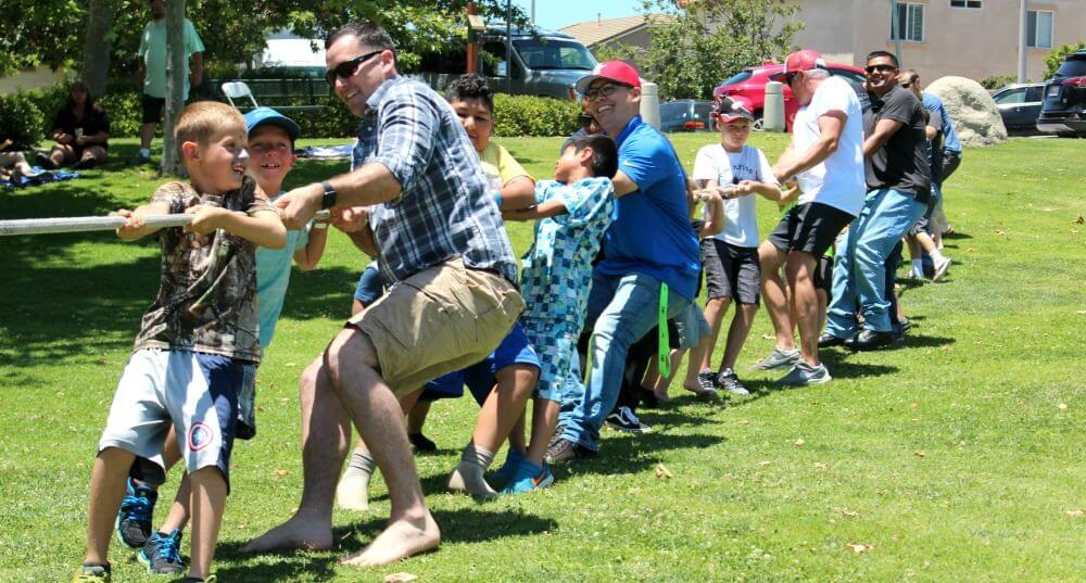 annual events family fun day Oceanside Therapy Group